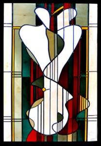 Glaskunst Atelier Maastricht glas in lood